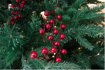 Χριστουγεννιάτικο Κλαδί Άγριο Γκι CD130427
