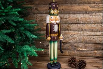 Χριστουγεννιάτικος Διακοσμητικός Στρατιώτης Ριγέ Παντελόνι CD143354-1