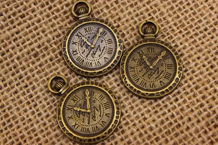 Μεταλλικό Ρολόι 10τεμ. 0270109-10