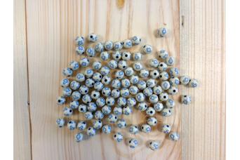 Χάντρες Γαλάζιος Σταυρός 28012