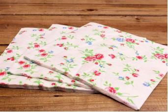 Χαρτοπετσέτες Floral Πολύχρωμες