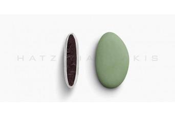 Κουφέτα Bijoux Supreme Κουτί 500g, Πράσινο Ελιάς Ματ