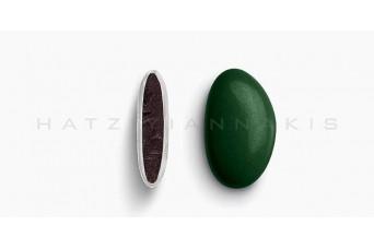 Κουφέτα Bijoux Supreme Κουτί 500g, Πράσινο Σκούρο Γυαλισμένο