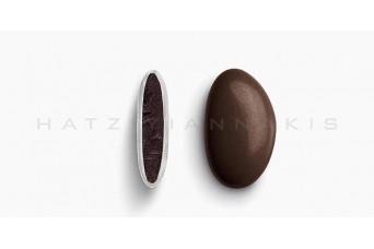 Κουφέτα Bijoux Supreme Κουτί 500g, Καφέ Σοκολατί Γυαλισμένο