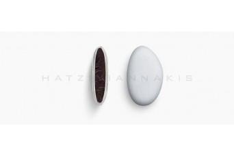 Κουφέτα Bijoux Κουτί 500g, Λευκό Ματ