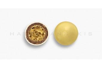 Κουφέτα Crispy Μεταλλιζέ Κουτί 350g, Χρυσό