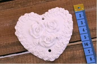 Αρωματικός Πηλός Καρδιά Τριαντάφυλλα 1C2131318