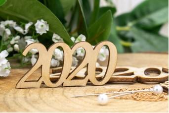 Ξύλινο 2020 6.5x3cm WIK-2020-M