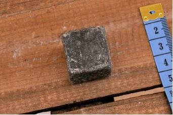 Σαπούνι Κύβος Μαύρος 25109-1BL