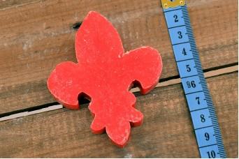 Σαπούνι Γαλλικός Κρίνος Κόκκινος 25522-1R