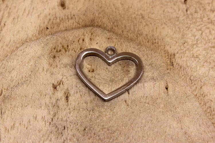 Μεταλλική Καρδιά Διατρητή 10τεμ 27457