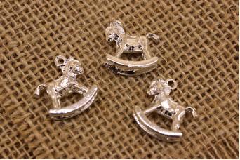 Μεταλλικό Άλογο 10τεμ 27460