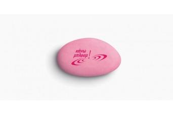 """Κουφέτα Bijoux Supreme """"Προτάσεις"""" """"Κάνω Μπλούμ"""" Κουτί 1kg, Ροζ Ανοιχτό-Ροζ"""