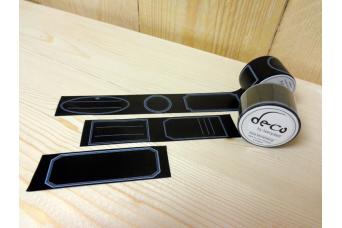 Αυτοκόλλητη Ταινία Διακόσμησης 30mm x 5m Tape-6009