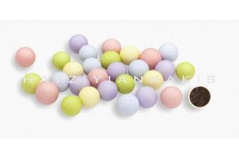 Κουφέτα Choco Balls Μεγάλο Κουτί 500g, Πολύχρωμο