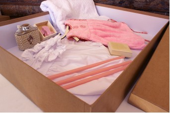 Χάρτινο Κουτί Craft 70x50x12 cm