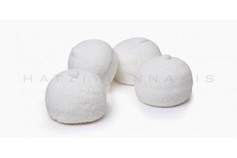 Marshmallow Golf Balls 1kg, Λευκό Σακ.