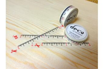Αυτοκόλλητη Διακοσμητική Tape-8151