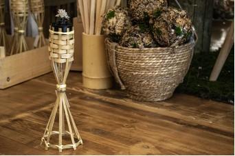 Πυρσός Bamboo 35cm B5034-35