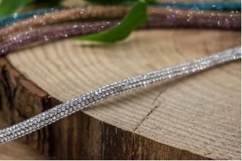 Χαντροσωλήνας Silver Clear 40cm BD3612-1