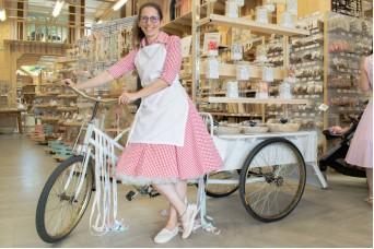 Ποδήλατο Τρίκυκλο με Καρότσα Λευκό 9024W