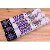 Confetti Cannon 30cm Ασημένιες Δεσμες BMC305A