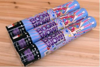 Confetti Cannon 30cm Πολύχρωμες Πεταλούδες BMC305C