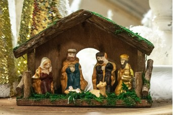 Χριστουγεννιάτικη Φάτνη CD4475