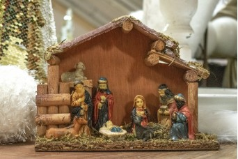 Χριστουγεννιάτικη Φάτνη CD5111