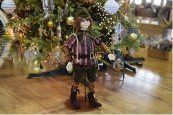 Χειροποίητη Κούκλα 62cm Ξωτικό Robbin Hood DL-2511