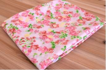 Ύφασμα με το μέτρο Floral Ακουαρέλα F9945P