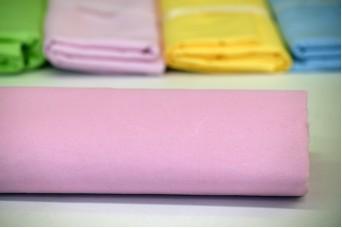 Ύφασμα Μονόχρωμο Ροζ F9951P