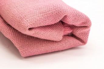 Λινάτσα με το μέτρο Ροζ BF9918-P
