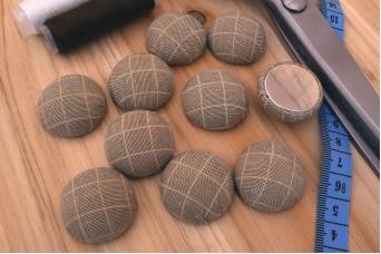 10τεμ Κουμπιά Καμπουσόν 28mm FI161751-3-3