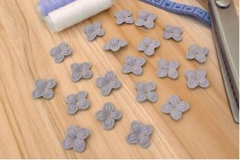 Υφασμάτινα Λουλούδια Mini FI161945F-2