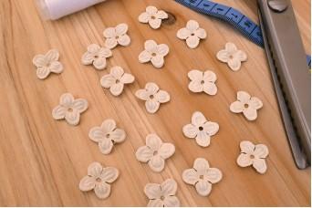 Υφασμάτινα Λουλούδια Mini FI161945F-3