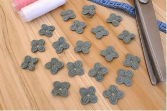 Υφασμάτινα Λουλούδια Mini FI161945F-4
