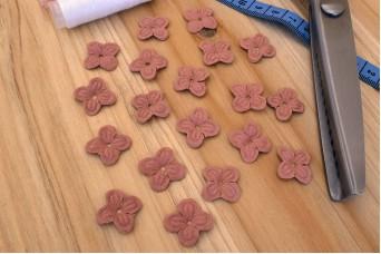 Υφασμάτινα Λουλούδια Mini FI161945F-5