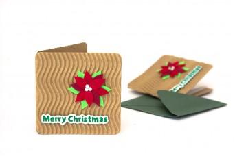 Χριστουγεννιάτικη Κάρτα Αλεξανδρινό PI9631-11
