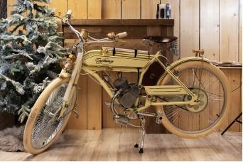 Ποδήλατο Βενζινοκίνητο Αντίκα MI-5169
