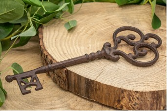 Μεταλλικό Κλειδί Σκουριά MI0078