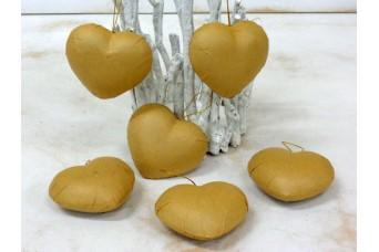 Κρεμαστή Καρδιά Papier Mache PI3030