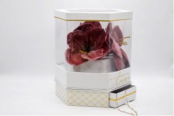 Flower Box Περιστρεφόμενο με Συρτάρι PIF-W6952