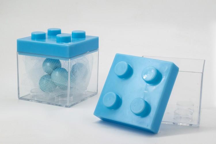 Κουτί Τύπου Lego Σιέλ PLI0950BL
