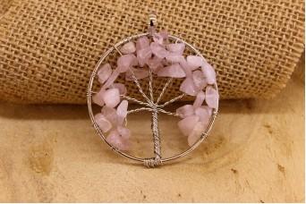 Δέντρο Ζωής Baby Pink