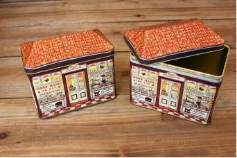 Μεταλλικό Κουτί T4924BR