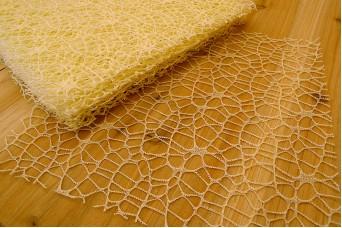 Μαντήλι Δίχτυ Κρεμ TLN20-2424-02