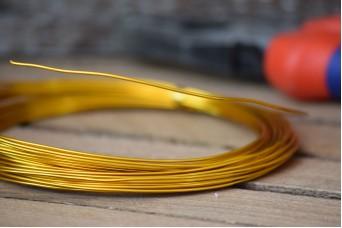 Σύρμα Χειροτεχνίας 10m Χρυσό MI134849-1-00