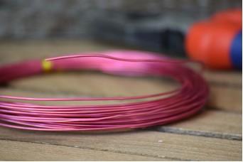 Σύρμα Χειροτεχνίας 10m Ροζ MI134849-1-01