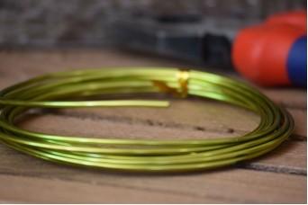 Σύρμα Χειροτεχνίας 3m Πράσινο MI134849-2-7